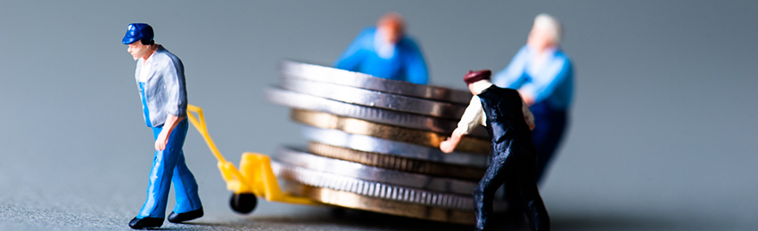 借り換え・追加融資などの資金調達のイメージ