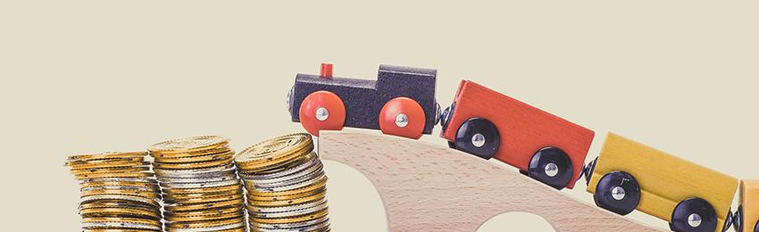 クリニックの退職金支払いのイメージ
