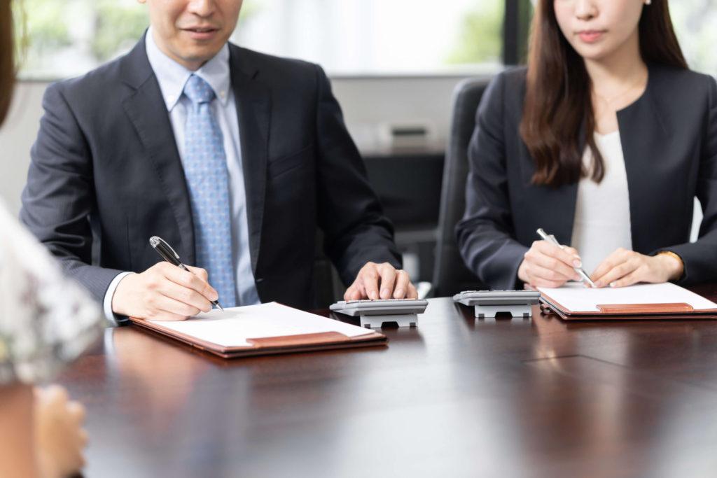 税理士法人テラスと他社の違いのイメージ
