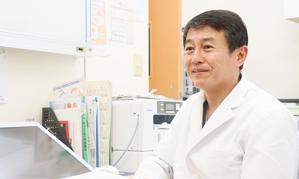 医療法人司絆生 吉田先生との対談画像