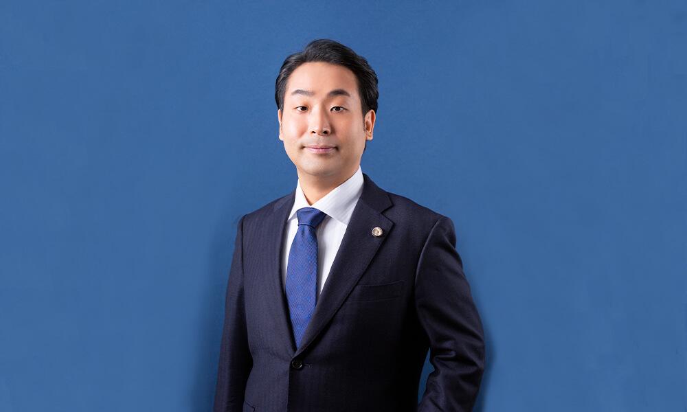 笠井弁護士プロフィール画像